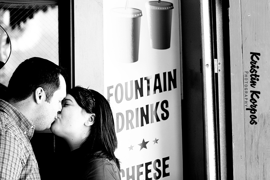 2010 KristinChris EGMT 541 Kristin & Chris   Salem Willows Engagement Photos