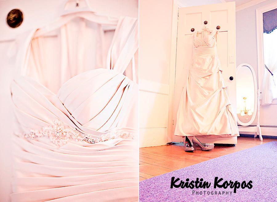 Kristin Vert 1 Kristin & Chriss Wedding   Salem Wedding Photographer