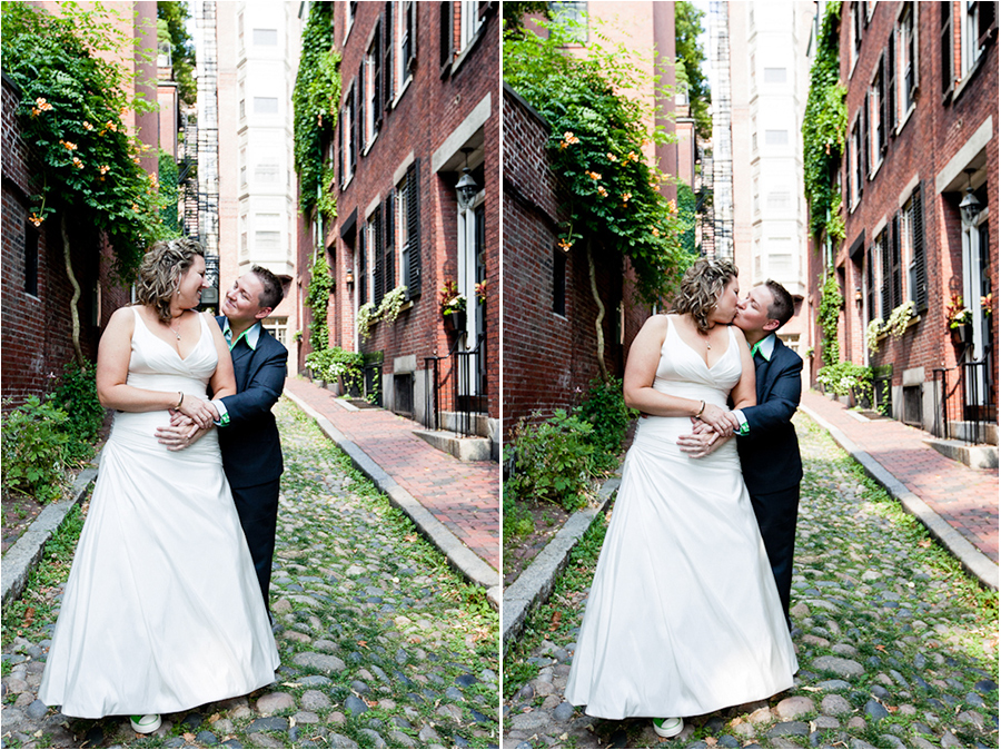 Boston Same Sex Lesbian Wedding Photographer 1 Alicia & Kerensa   Boston Same Sex Wedding Photographer