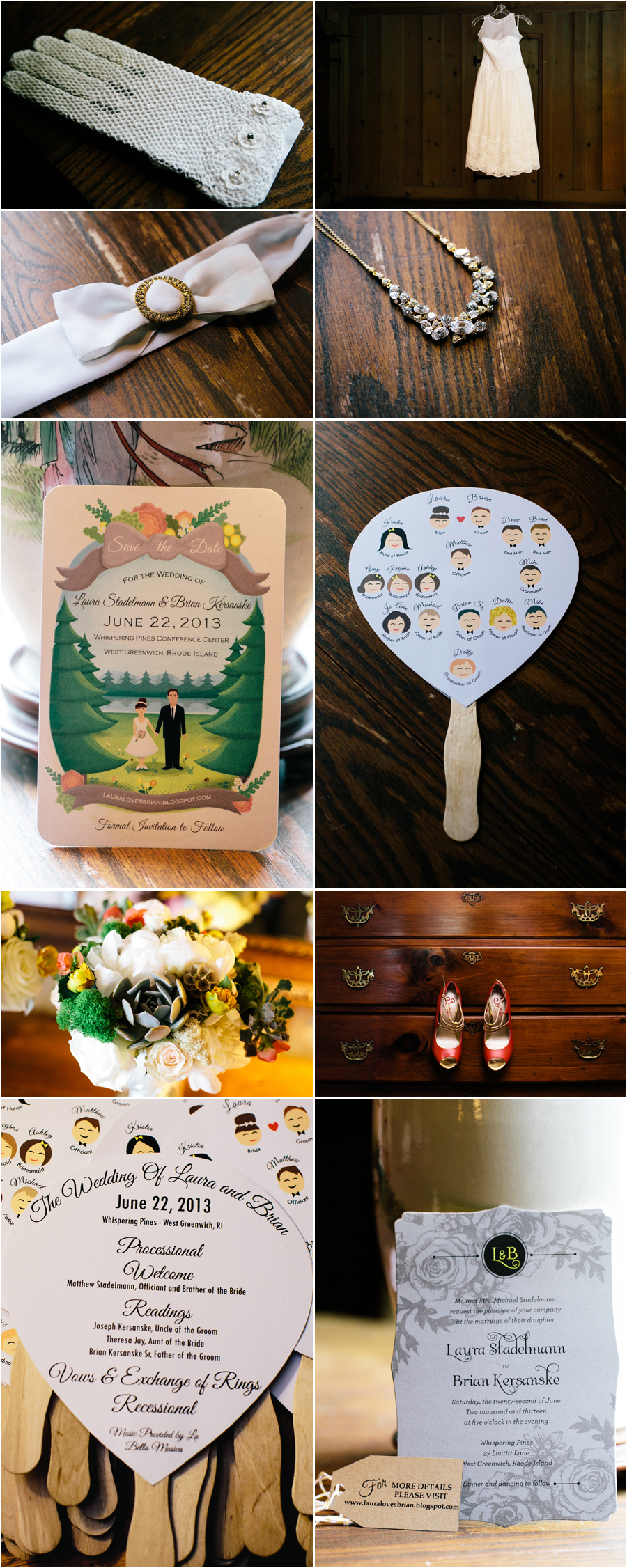 Whispering Pines Wedding Detail Shots Photography Laura & Brian   Whispering Pines Wedding Photographer